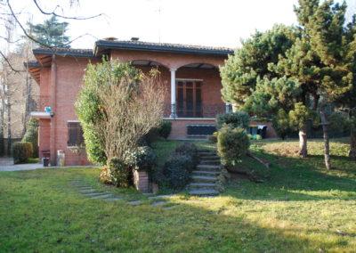 Casa con giardino a Cremona